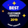 """Die Auszeichnung """"Bester Kundendienst"""" wird an jene Unternehmen vergeben, deren E-Mail & Telefon-Support anonym von unserer Redaktion getestet wurde und sich als fantastisch erwiesen hat."""